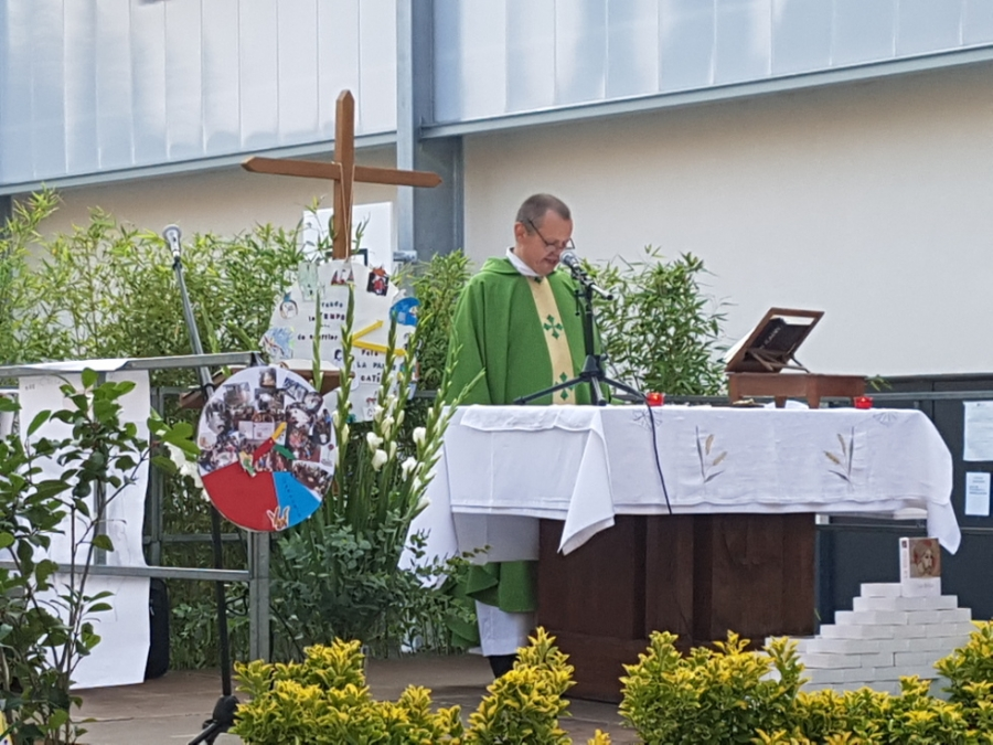 MESSE de RENTREE 2018 :