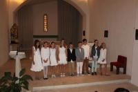 1° COMMUNION de COLLEGIENS