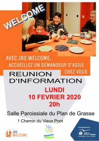 Reunion d'information WELCOME